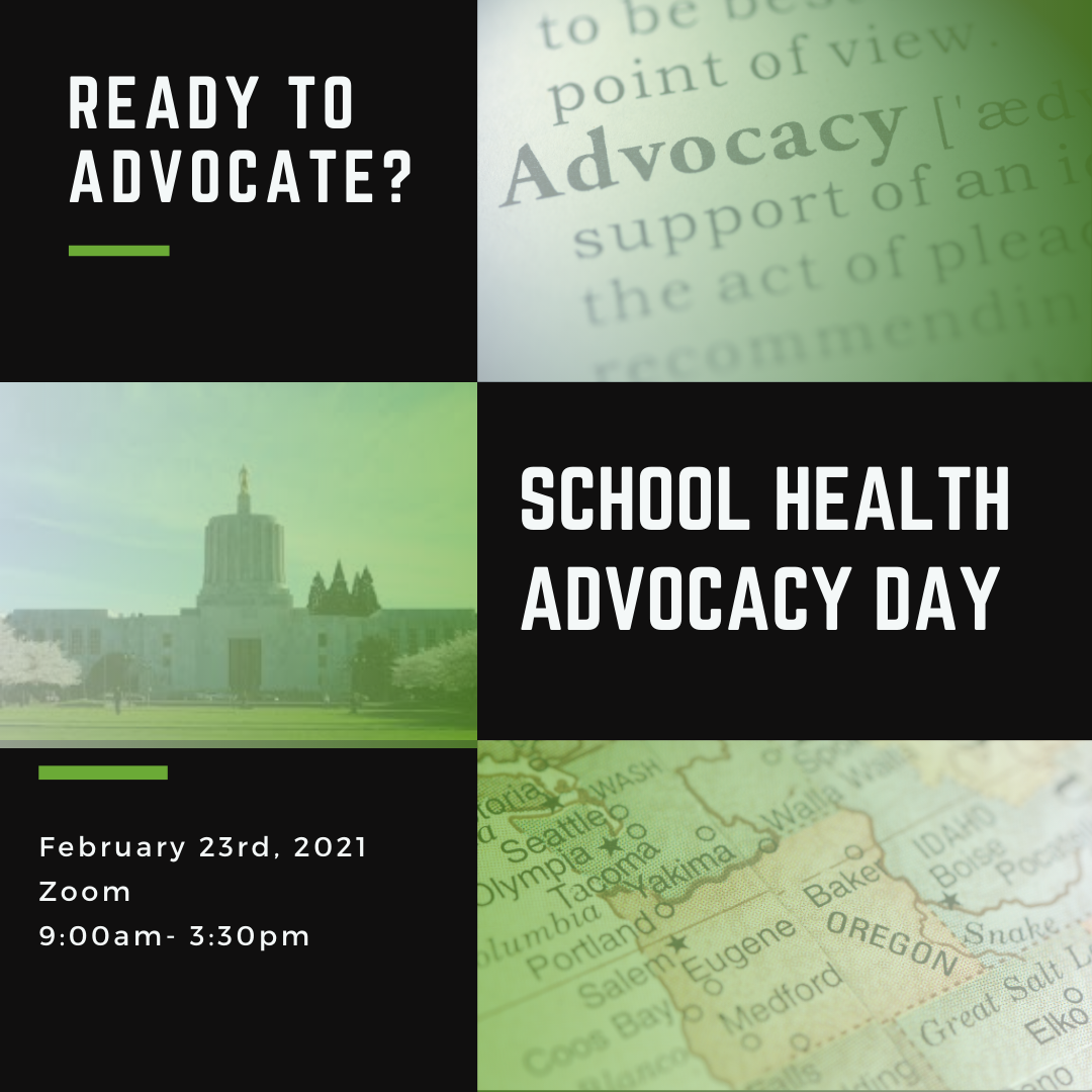 Ready to Advocate?  School Health Advocacy Day